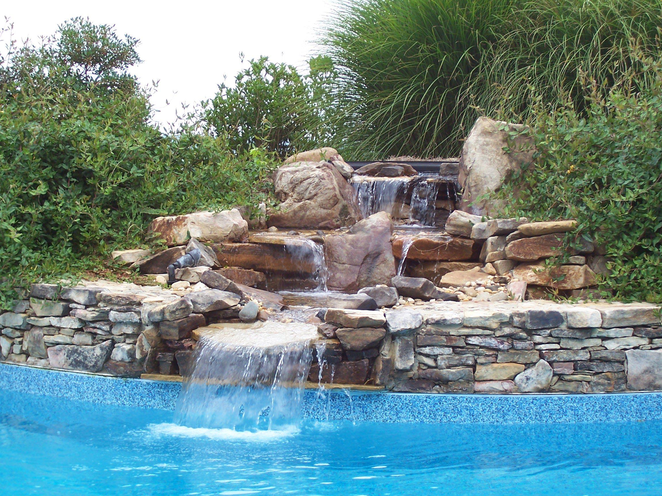 Backyard Pond For Dummies : halbert pond hansen pond 009