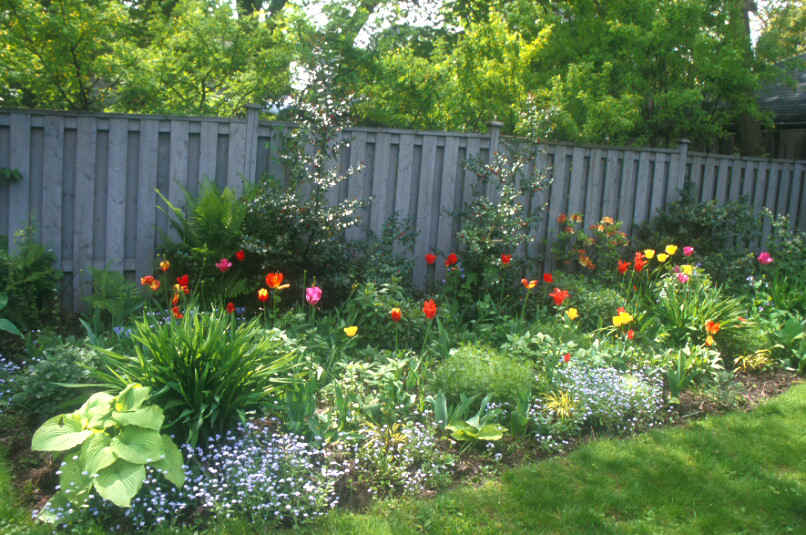 Spectacular Perennial Beds: Part One Of A Two Part Series | South ...