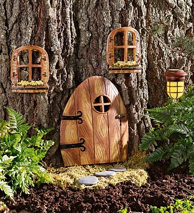 Fairy gardens all the rage south pleasantburg nursery for The little fairy door